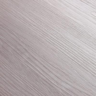"""Hanflor 9""""X48"""" 4.2 mm Light Gray Solid SPC Vinyl Plank Flooring  HIF 20496"""