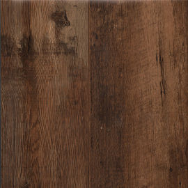 Hanflor 9''x48'' 4.0mm Brown Click Vinyl Plank Low maintenance Easy Click HIF 20735