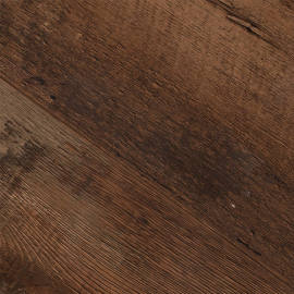 Hanflor 9''x48'' 4.0mm Brown Click Vinyl Plank Low maintenance Easy Click HIF 20735