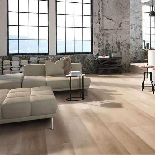 Hanflor 9''x48'' 4.2mm EIR Beige Oak Kidproof Petproof Luxury Rigid core SPC Flooring