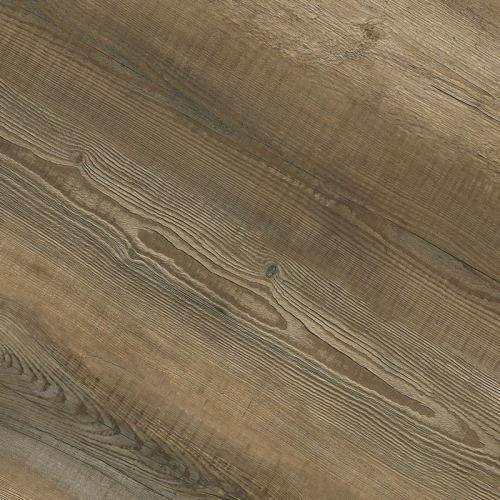 Hanflor 9''x48'' 6.5mm Noise Reduction EVA Undepad SPC Flooring Rigid Core Vinyl Plank Flooring