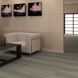 "Hanflor 7""X48""5mm WPC Vinyl Plank Flooring Wood Plastic Composite Easy to Maintain Vinyl Plank"