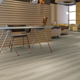 "Hanflor WPC Vinyl Plank Flooring Wood Plastic Composite Easy to Maintain Vinyl Plank 7""X48""5.5mm"