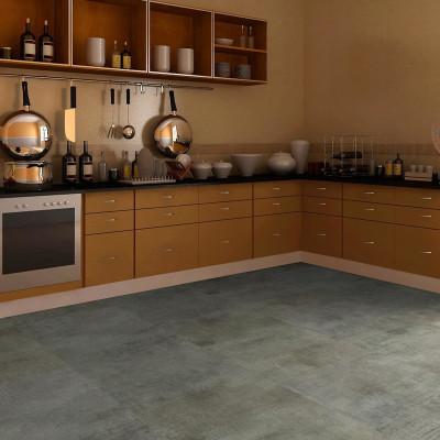 "Hanflor 12""X24""4.2mm Stone Look Click Lock Vinyl kitchen Flooring Vinyl Tile HTS 8004"