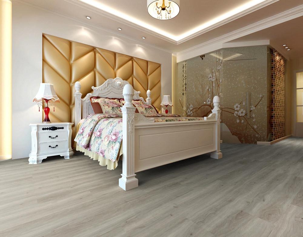 gray luxury vinyl plank flooring