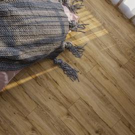 Hanflor SPC Flooring Wood Look Vinyl Plank 7.2''x48'' 4.0mm/0.3mm 1.5mm IXPE   HIF 20461