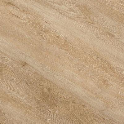 Hanflor 9''x48'' 4.0mm Beige Oak Click Vinyl Plank Flooring HIF 20485