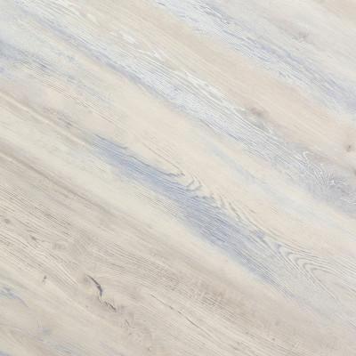 Hanflor 9''x48'' 6.5mm Sound Absorbing IXPE Undepad SPC Plank Flooring HIF 20486