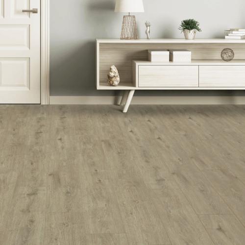 Hanflor  7''x48'' 5.5mm Rigid Core Luxury SPC Vinyl Flooring For Commercial Use HIF 20501