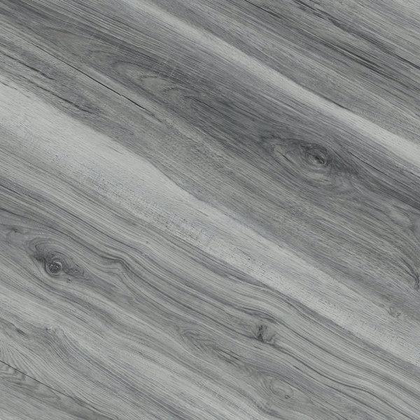 Hanflor 7.2''x48'' 4.0mm/0.3mm 1.5mm IXPE Gray SPC Flooring Vinyl Plank Best Sellers 100MOQ RTS 20801