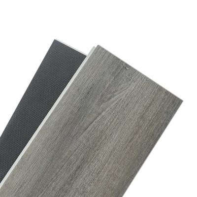 Rigid Core Vinyl Plank  ▏7.2''x48'' 4.0mm ▏Hanflor Plastic Floor Covering Best Sellers 100MOQ RTS 20804