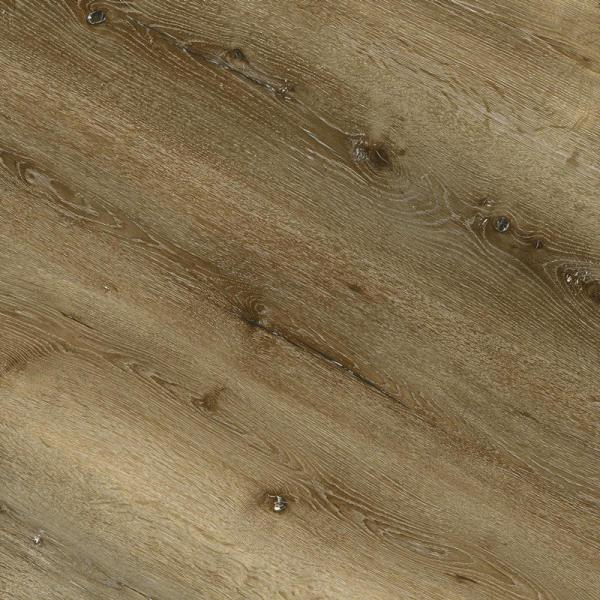Hanflor 7.2''x48'' 4.0mm/0.3mm 1.5mm IXPE Brown SPC Flooring Vinyl Plank Best Sellers 100MOQ RTS 20806