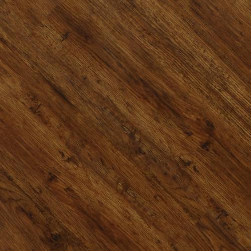 "Hanflor 7""X48""5mm WPC Core Vinyl Plank Kid Friendly Wood Plastic Composite Decking HIF 9089"