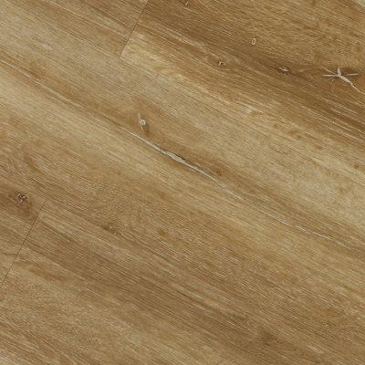 "Hanflor 7""X48"" 5mm Stone Plastic Composite Wooden SPC Flooring HIF 9094"