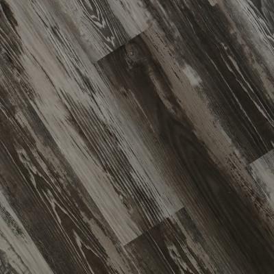 "Hanflor 7""X48""4mm Dark Color Waterproof Click Vinyl Flooring HIF 9079"