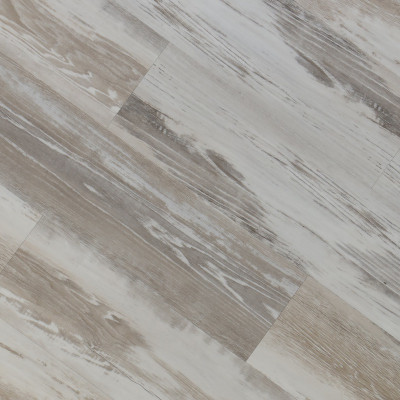 Hanflor  6''x48'' 4.0mm Anti Slip Fire Insulation Rigid Core Vinyl Plank Flooring HIF 9073
