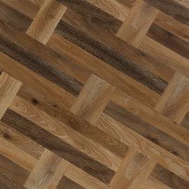 Commercial LVT Flooring ▏ 6''x48'' 4.2mm ▏Hanflor Fireproof Parquet LVT Click Vinyl Flooring HIF 9049