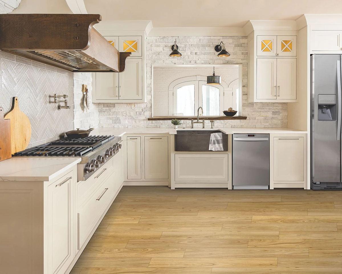 Rigid Core Flooring