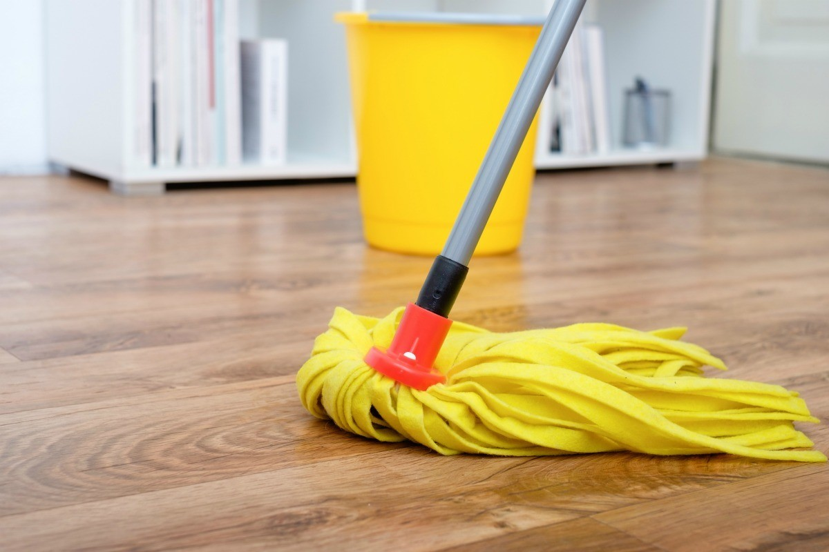 Tips For Cleaning Floors