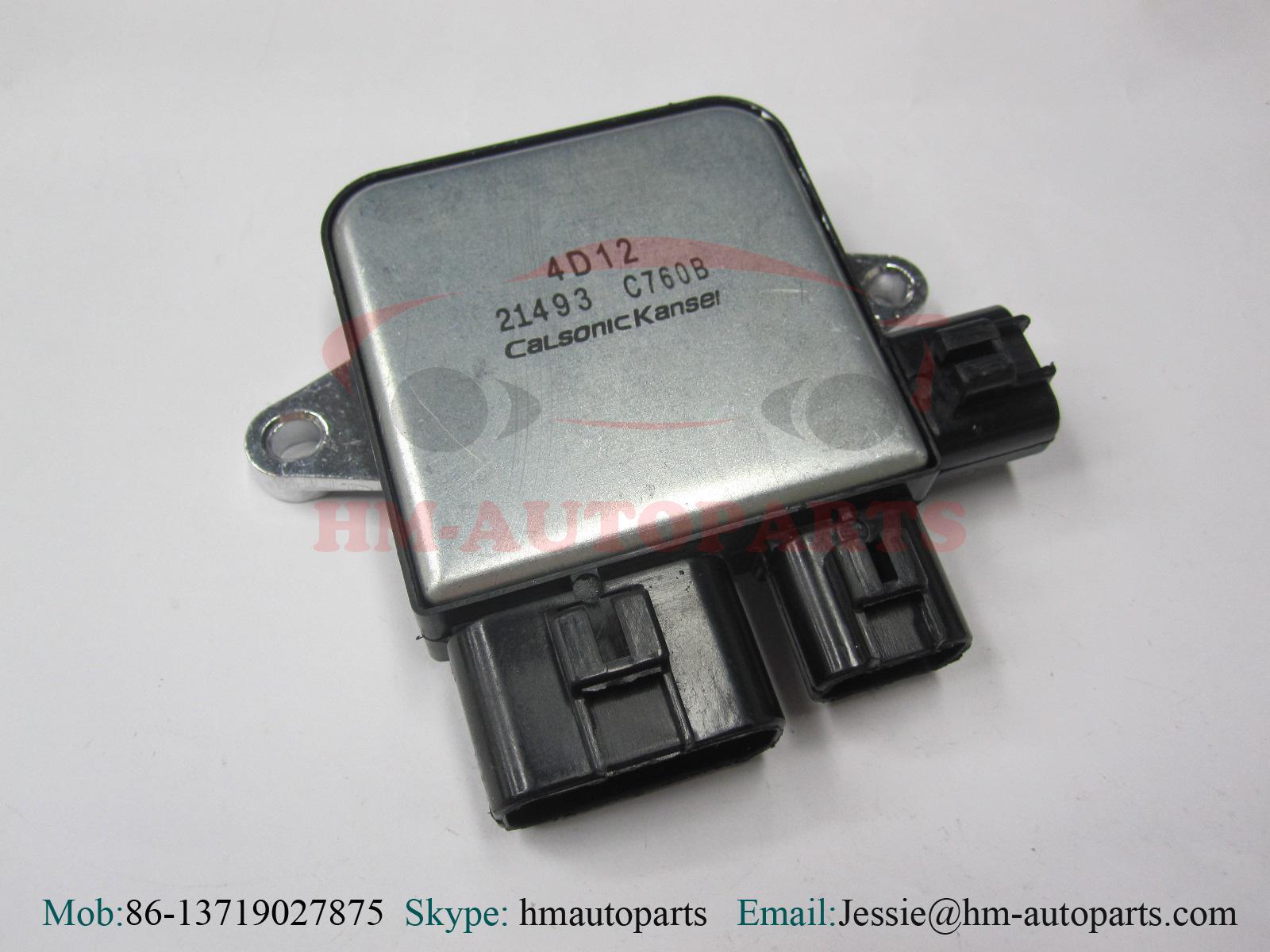 Cooling Fan Control Unit Module for 2002-2006 1355A408 Fan Control Module