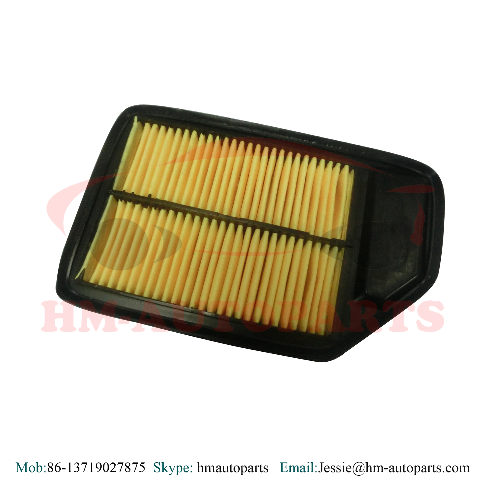 Engine Air Filter 17220-REJ-A00 for 2003-2007 Honda Accord 04-08 Acura TSX 2.4 L4
