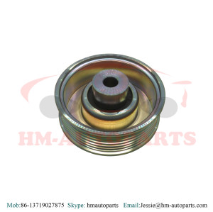 IDLER ASSY, V-RIBBED, NO.1 13570-22010 For Toyota COROLLA CE120/NZE12#/ZZE12# 2000-2008