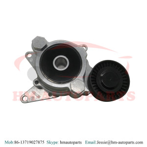 TENSIONER ASSY, V-RIBBED BELT 16620-0R010 For TOYOTA COROLLA VERSO AUR10,CUR10,ZNR1* and LEXUS IS250/350/2xxD ALE20,GSE2*