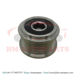 Alternator Clutch Pulley 27415-0L010 For TOYOTA FORTUNER GGN50,60,KUN5*,6*,LAN50,TGN51,61 and HILUX GGN15,25,35,KUN1*,2*,3*,LAN15,25,35,TGN1*,26,36