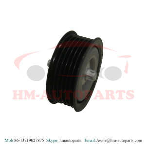 Guide Pulley V-ribbed Belt 2722021019 For Mercedes C230 C280 C300 E350 GL450 R350 S550