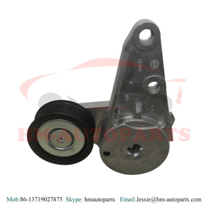 Tensioner pully DS7G-6A228-AA For FORD FIESTA 1.6 ST TURBO 16V