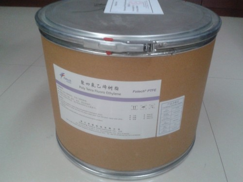 PTFE powder for sheet, rod, tube, tape and sealings