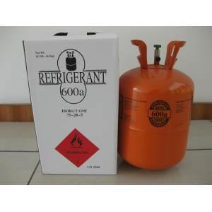 Refrigerant R600a