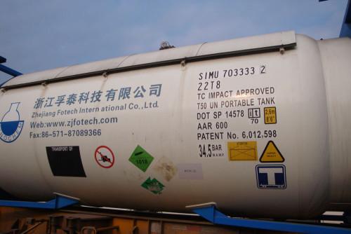 Refrigerant R142b (HCFC-142b)