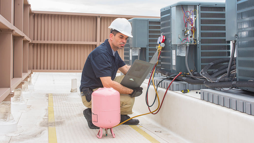 the steps and methods of refrigerant recovery