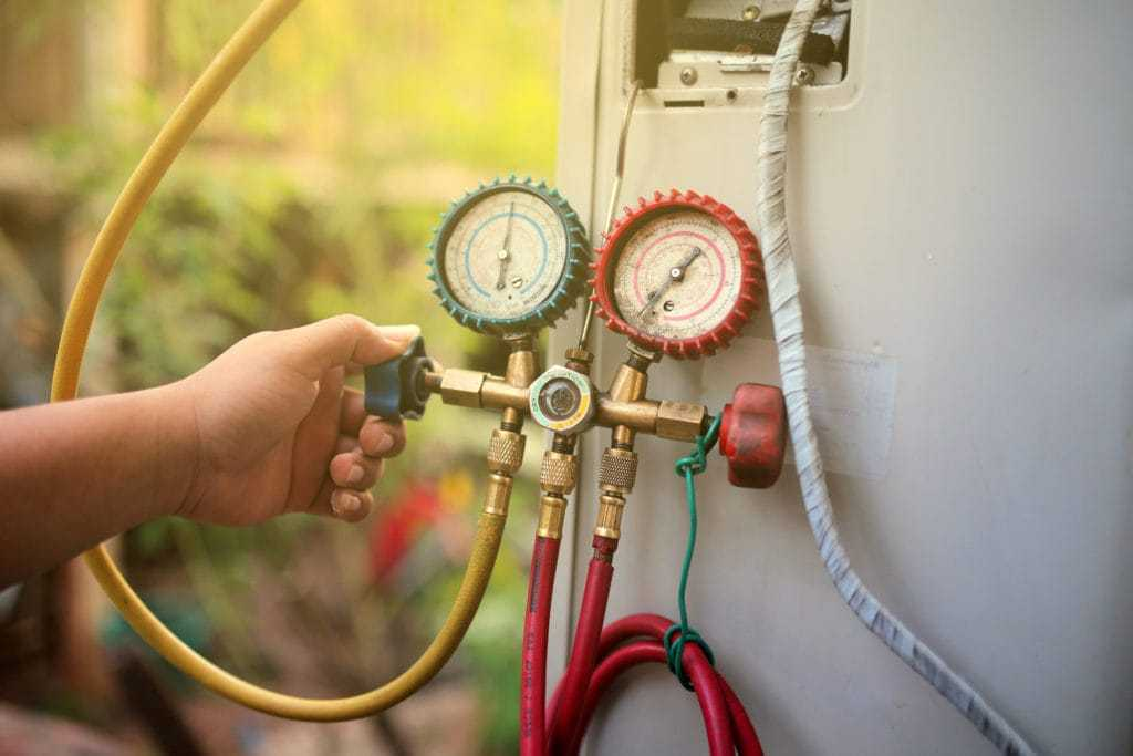 检测制冷剂泄漏的四种方法