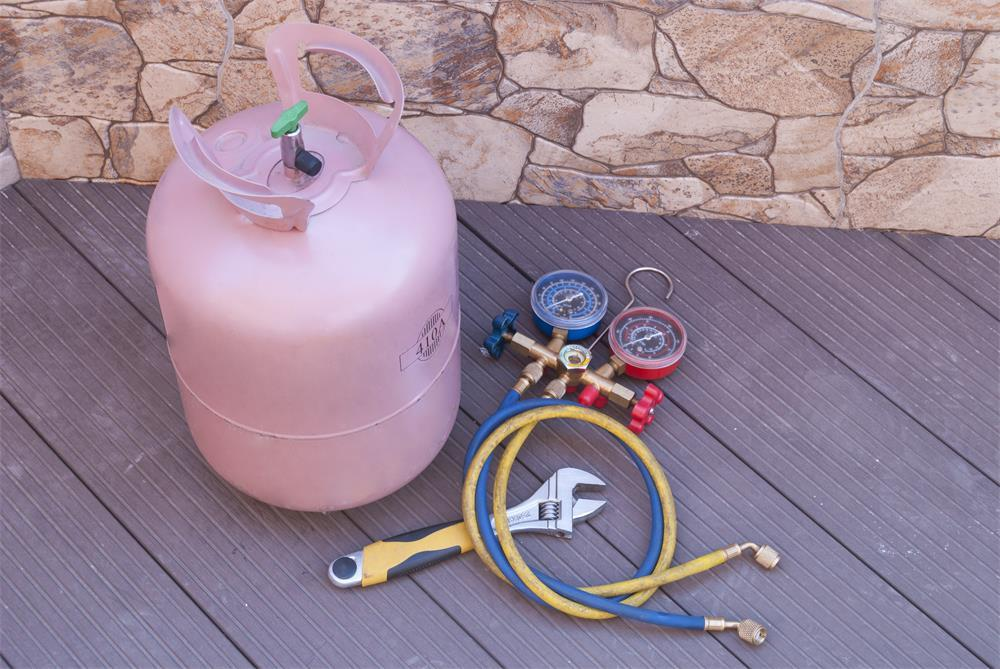 the classification method of refrigerant