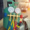 The Thermal Change Process of Refrigerant in the Refrigeration Cycle System