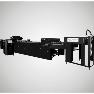 large sheet paper platform