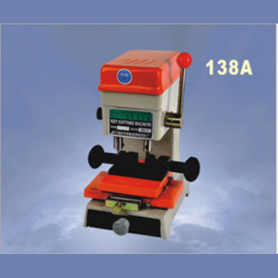 Defu key cutting machine locksmith tools 138A 220v 180w key cutting duplicated machine made in China
