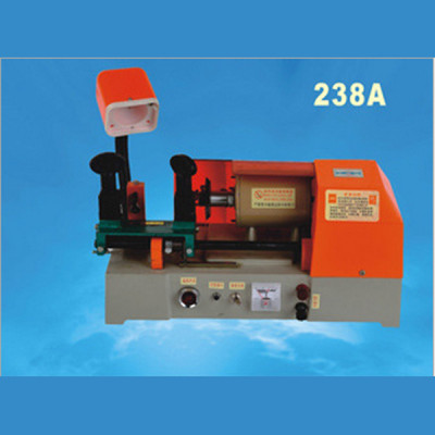 100% original Defu key cutting duplicated machine 238A DC& AC use Horizontal key cutting machine locksmith tools