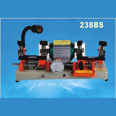 100% original Defu key cutting duplicated machine 238BS 220v 120w Horizontal key cutting machine locksmith tools