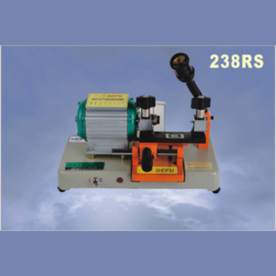 100% original Defu key cutting duplicated machine 238RS 220v 120w Horizontal key cutting machine locksmith tools