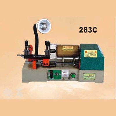 100% original Defu key cutting duplicated machine 283C 220v 120w Horizontal key cutting machine locksmith tools