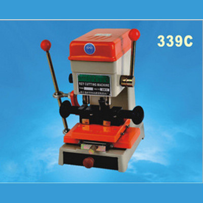 Defu key cutting machine locksmith tools 339C 220v 180w key cutting duplicated machine made in China
