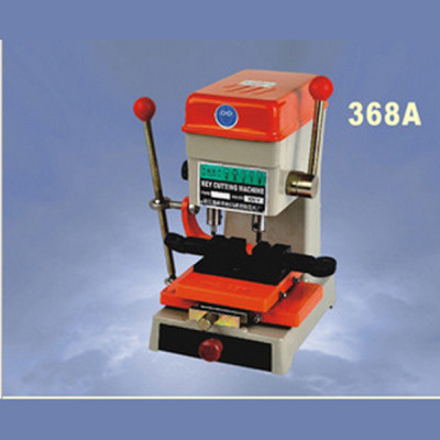 Defu key cutting machine locksmith tools 368A 220v 180w key cutting duplicated machine made in China