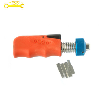 Goso Plug Spinner with original color key cutter ,goso locksmith tools lock pick free shipping in stock