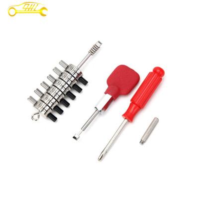 6 Postion Mond And The Juager F021 Lock Plug Reader Lock Picks Tools