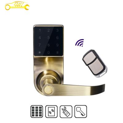 smart keypad digital code induction door lock digital hotel lock home lock