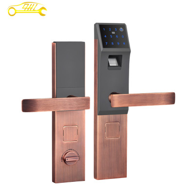 Smart Touchpad keypad digital code induction door lock digital hotel lock home lock
