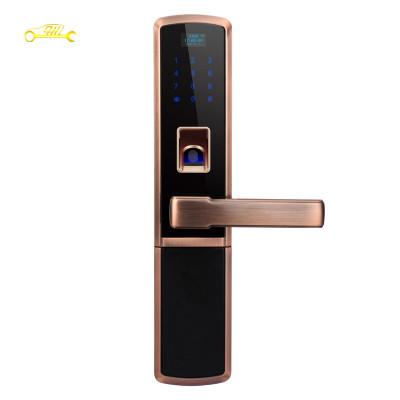 Smart Password Fingerprint Door Lock